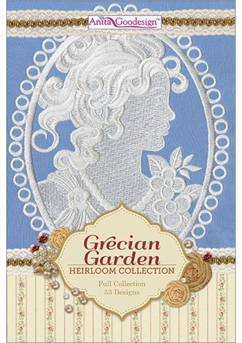 Anita Goodesign Embroidery Designs Grecian (Grecian Design)