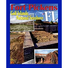 Best Ultimate Iron Fort Pickens Gulf Islands Collectable Souvenir Patch - National Parks & Monuments Souvenir Postcard Type Quality Photos Graphics - Fort Pickens Gulf Islands Travel Iron On