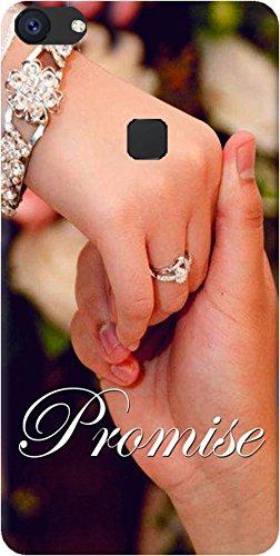 Amagav Designer Printed Back Cover for Vivo V7 Plus  Multicolour