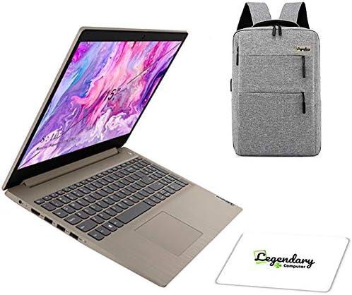 2020 Lenovo IdeaPad 3 15″ Touchscreen HD Laptop, 10th Gen Intel Core i3-1005G1 (Beats i5-7200U), 12GB DDR4, 1TB PCIe SSD, Webcam, HDMI, Windows 10 S /Legendary Accessories 51RsJArXTpL