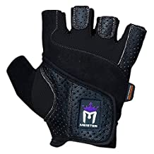 Meister MMA Women's Fit Weight Lifting Gloves Pair--