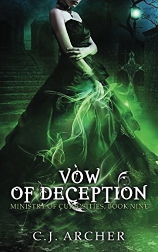 Vow of Deception (Ministry of Curiosities)