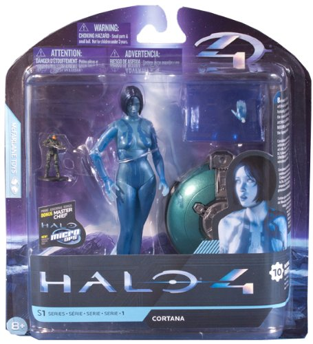 McFarlane Toys Halo 4 Series 1 - Cortana Action Figure