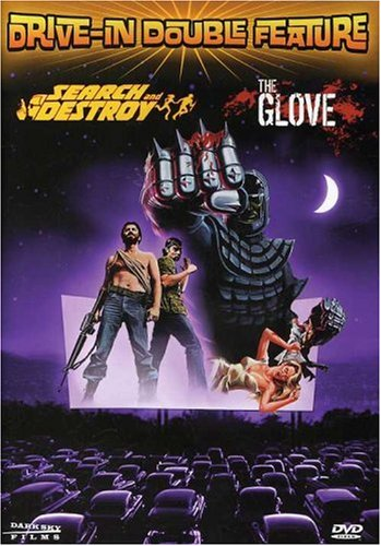 Drive in Double Feature - Search and Destroy / The Glove (Ray Ross Park)