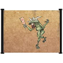 """Okamiden Videogame Fabric Wall Scroll Poster (42"""" x 31"""") Inches"""