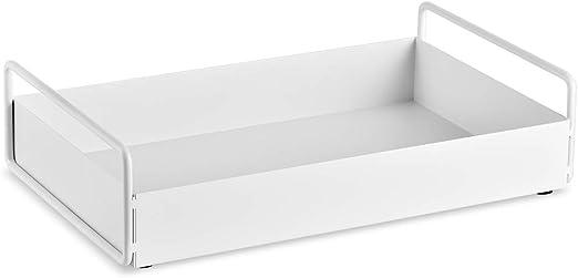 Amazon Com Bathroom Vanity Tray Decorative Tray For Coffee Table