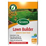 Scotts Lawn Builder 400 sq m Autumn Lawn Food Bag