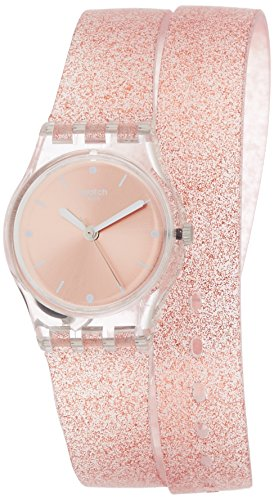 Swatch PINKINDESCENT Ladies Watch LK354C