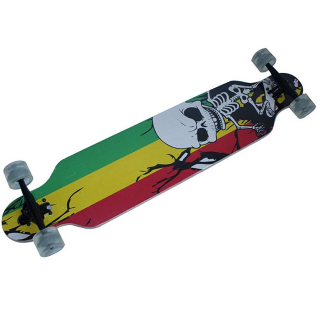 お得セット 铁锋区志诚机电商店 ストリートスケートボードアダルトストリートロングボードスケートボードプラスメイプルダブルパネルエクストリームスポーツ (サイズ (サイズ : 41cm) B07R6YWST8 B07R6YWST8 : 41cm, OnlySelect:8e2a5fd2 --- 4x4.lt