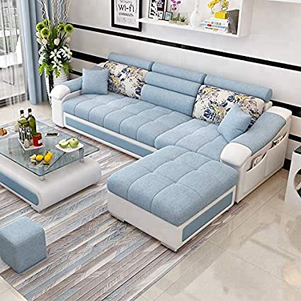 Best Furniture Durable Leather Sofa Set Modern Living Room Furniture Sofa Amazon In Home Kitchen