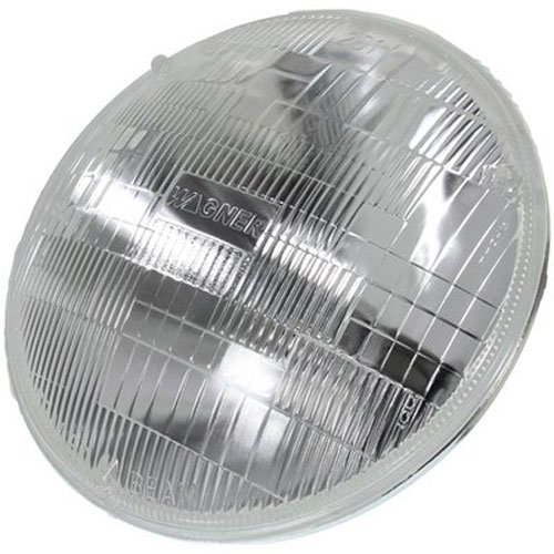 Wagner Lighting H6024 BriteLite Sealed Beam - Box of (3500 Truck Chevy Truck)