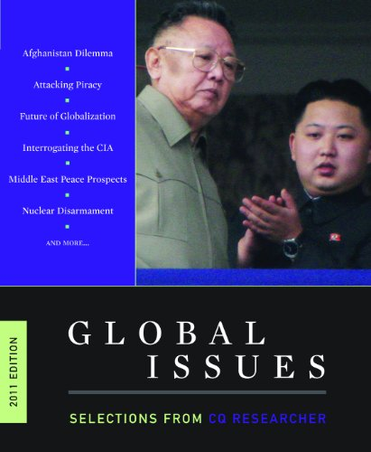 Global Issues: Selections from CQ Researcher ( 2011 Edition)