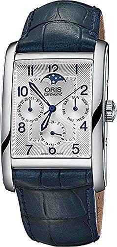 Oris Rectangular Complication Men's Watch 58276944031LS
