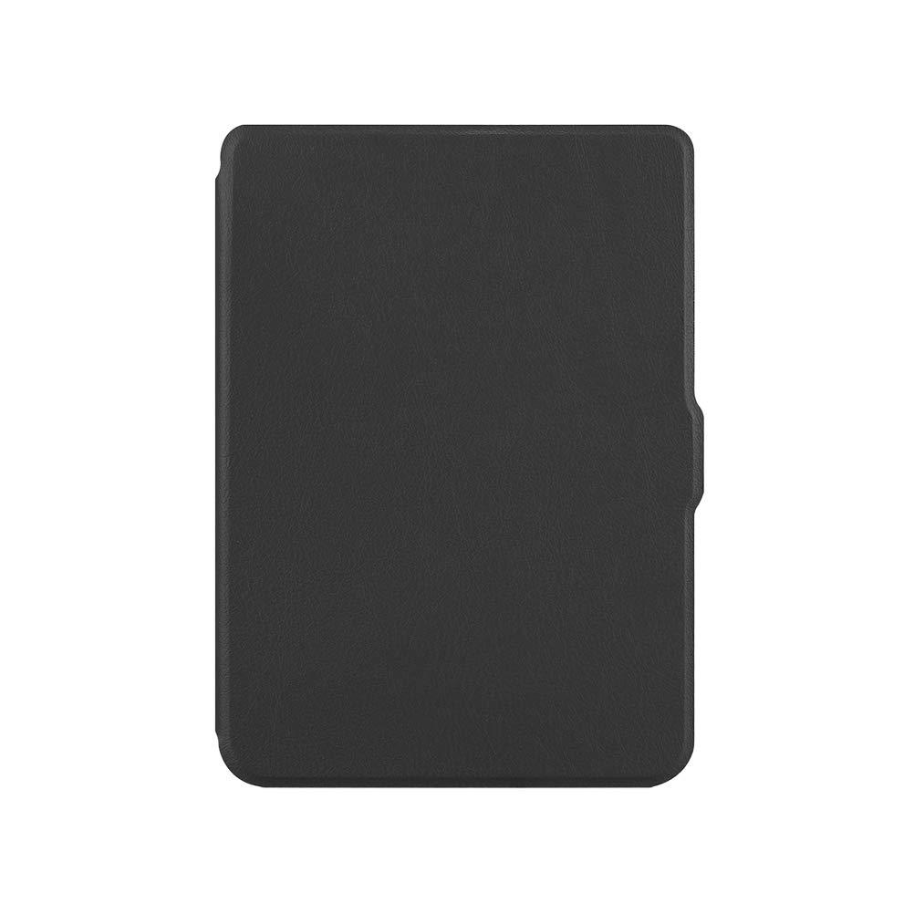 高級ブランド Kobo B07KSY1YGF Clara (ブラック) HD用6インチスリム軽量ケーススマートカバーオートスリープ/ウェイクカバーシェル (ブラック) Kobo B07KSY1YGF, ナリタシ:414972fd --- a0267596.xsph.ru