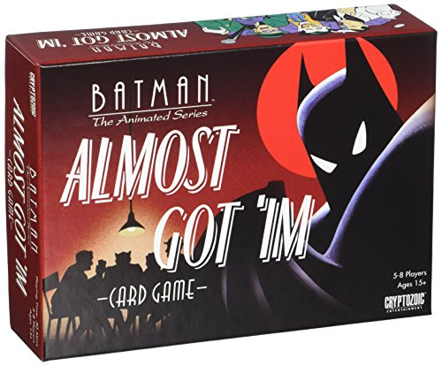 Cryptozoic Entertainment Batman Almost Got Im Card Game (8 Player) ()