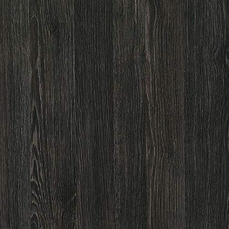 Blackwood schwarz 45 x 200 cm selbstklebend Holz Folie d-c-fix