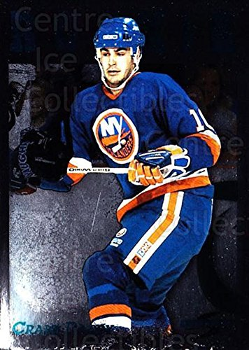 (CI) Craig Darby Hockey Card 1995-96 Score Black Ice (base) 305 Craig - Darby Ice