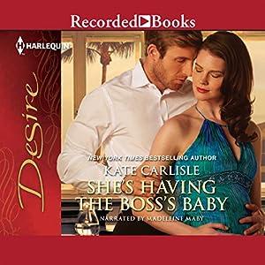 She's Having the Boss' Baby Audiobook