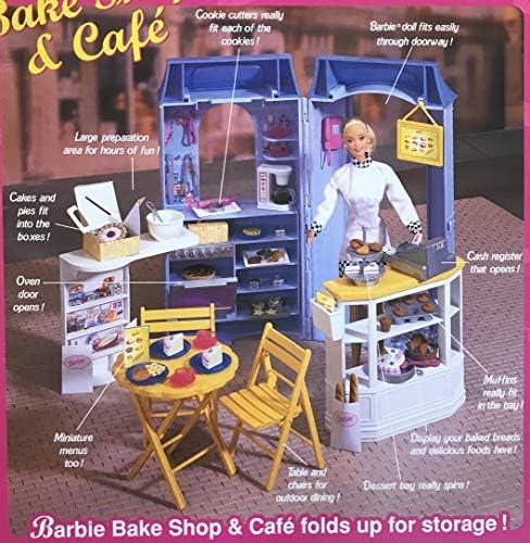 BARBIE BAKE SHOP CAFE MUFFINS