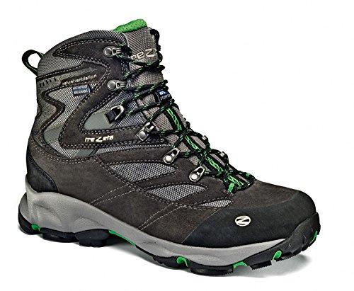 Trezeta Borneo - Calzado de botas de senderismo para hombre, color gris, talla Size 45 gris