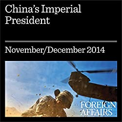 China's Imperial President
