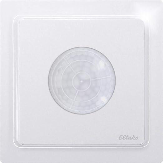 Eltako - Sensor de movimiento up 180 ° rw glz ip20: Amazon.es: Hogar