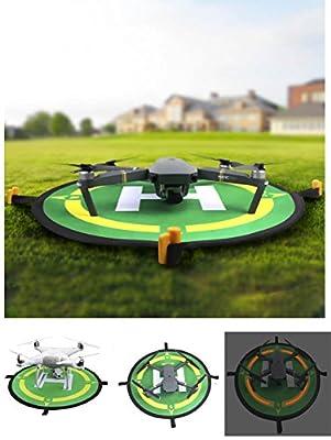 Drone Fans Landing Pad Waterproof Parking Apron Helipad Landing Field D50cm for DJI MAVIC PRO/ Phantom