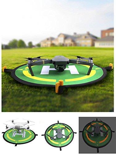 Drone-Fans-Landing-Pad-Waterproof-Parking-Apron-Helipad-Landing-Field-D50cm-for-DJI-MAVIC-PRO-Phantom