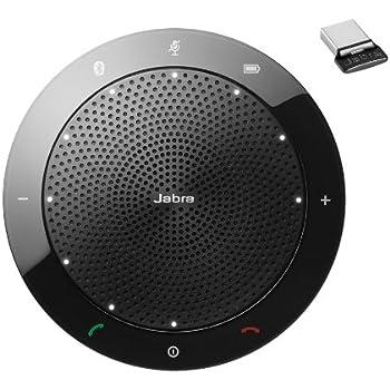 Jabra 7510-309 SPEAK 510+ for MS Bluetooth and USB Speakerphone