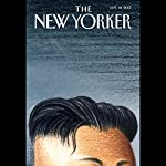 The New Yorker, September 18th 2017 (William Finnegan, Evan Osnos, Alice Gregory) | William Finnegan,Evan Osnos,Alice Gregory