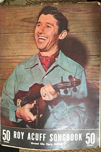 Buy roy acuff book