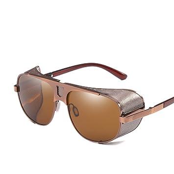 RFVBNM Gafas de sol Punky del Modelo de la Tendencia del ...
