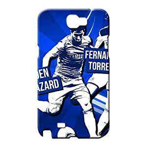 samsung note 2 Highquality dirt-proof skin phone back shells fc chelsea players