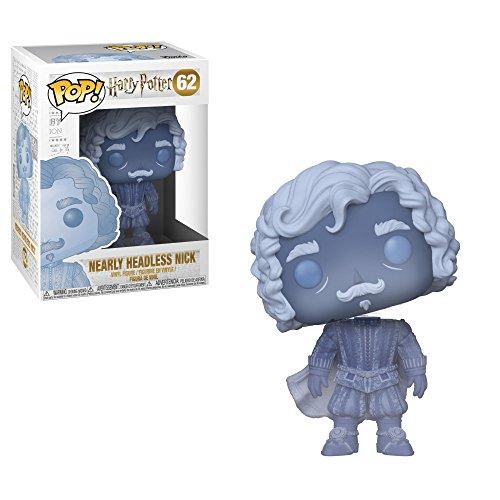 Funko Figura Harry Potter, Azul translucido, Funko, 30034