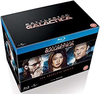 Battlestar Galactica: The Complete Series on Blu-ray