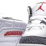 Jordan Nike Air 3 Retro Denim SE (TD) Fire Red