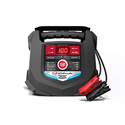 Schumacher SC1280 6/12V Rapid Battery Charger and 15A Maintainer: Automotive