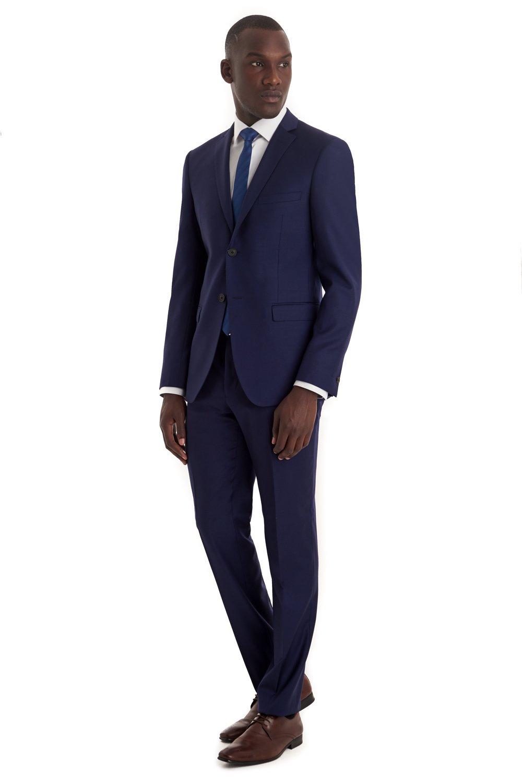 Love Dress Slim Fit Suit Two Button Men Formal Party Gown 5XL
