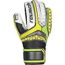 Reusch Re:pulse SG Finger Support Junior Goalkeeper Gloves
