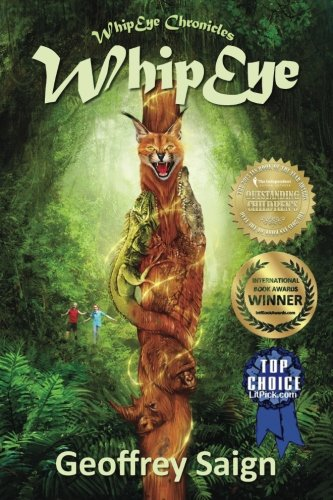 Book: WhipEye - WhipEye Chronicles (Book 1) by Geoffrey Saign