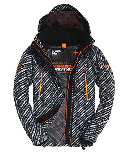 6b3182fc2d Superdry Technical Hooded SD-Windattacker Jacket