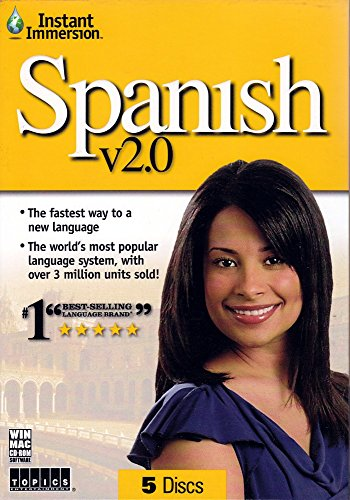 Instant Immersion Spanish v2.0 [Old Version]