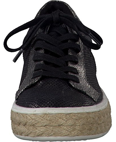 Tamaris 1-23612-28 Damen Sneakers Schwarz
