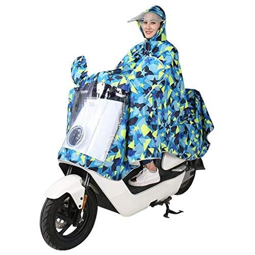 Moto Jacket Unique Mode Air Poncho Et À En Rain Femmes Imperméable De Plein Camouflage Raincoat Fête Eaves Capuche 2 Style 5Rwfxdq