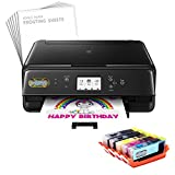 Edible Printer Bundle - Includes XL Edible Ink Cartridges Frosting Sheets - Basic - Best Reviews Guide
