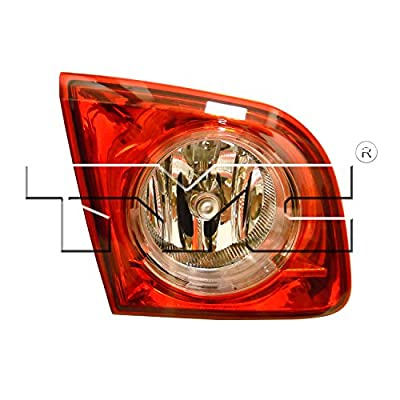 TYC 17-5272-00-1 Compatible with CHEVROLET Malibu Replacement Reflex Reflector: Automotive