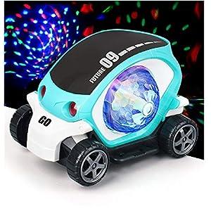 Toyshine Plastic Stunt Car, Pack...