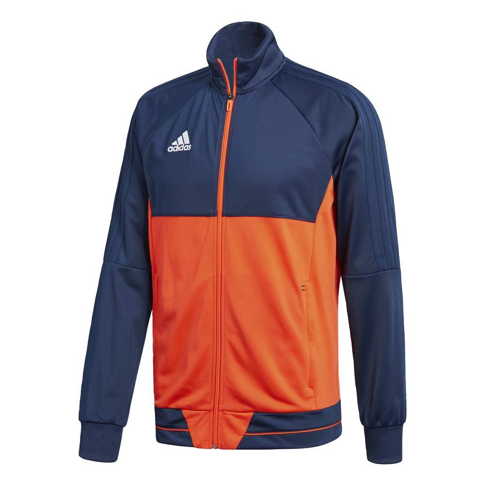 adidas Tiro 17 PES Jacket Chaqueta, Hombre: Amazon.es: Deportes y aire libre