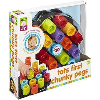 ALEX Jr. Tots First Chunky Pegs