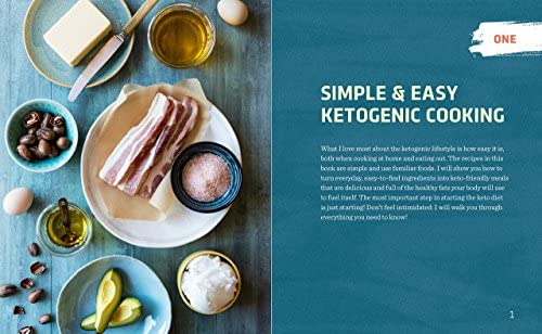 [By Jen Fisch ] The Easy 5-Ingredient Ketogenic Diet Cookbook: Low-Carb, High-Fat Recipes for Busy People on the Keto Diet (Paperback)【2018】by Jen Fisch (Author) (Paperback) 3
